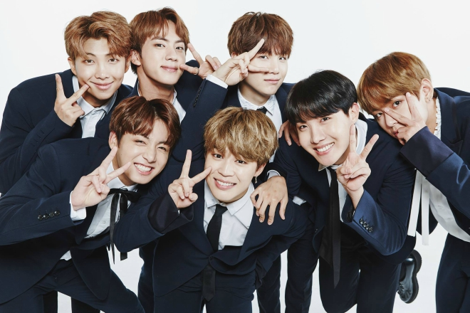 bts is the 2018 time 100 reader poll winner
