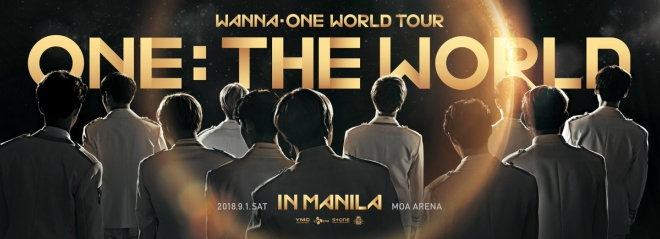 """Exo Concert 2018 Philippines >> Wanna One To Bring """"One: The World"""" In Manila This September"""