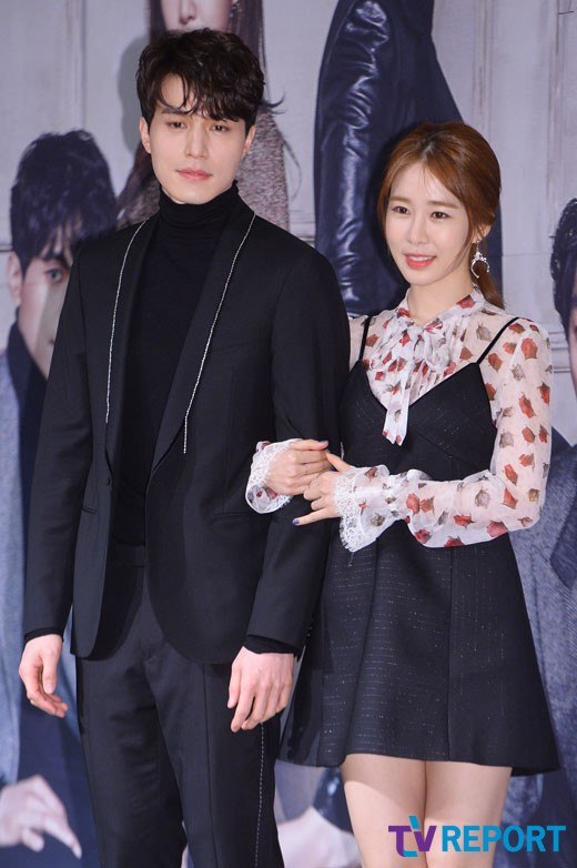 Lee Dong Wook & Yoo In Na Might Reunite Soon With A New Drama!