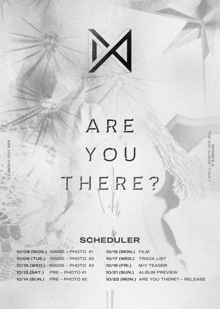 MONSTA X Drops Comeback Schedule For Second Full Album